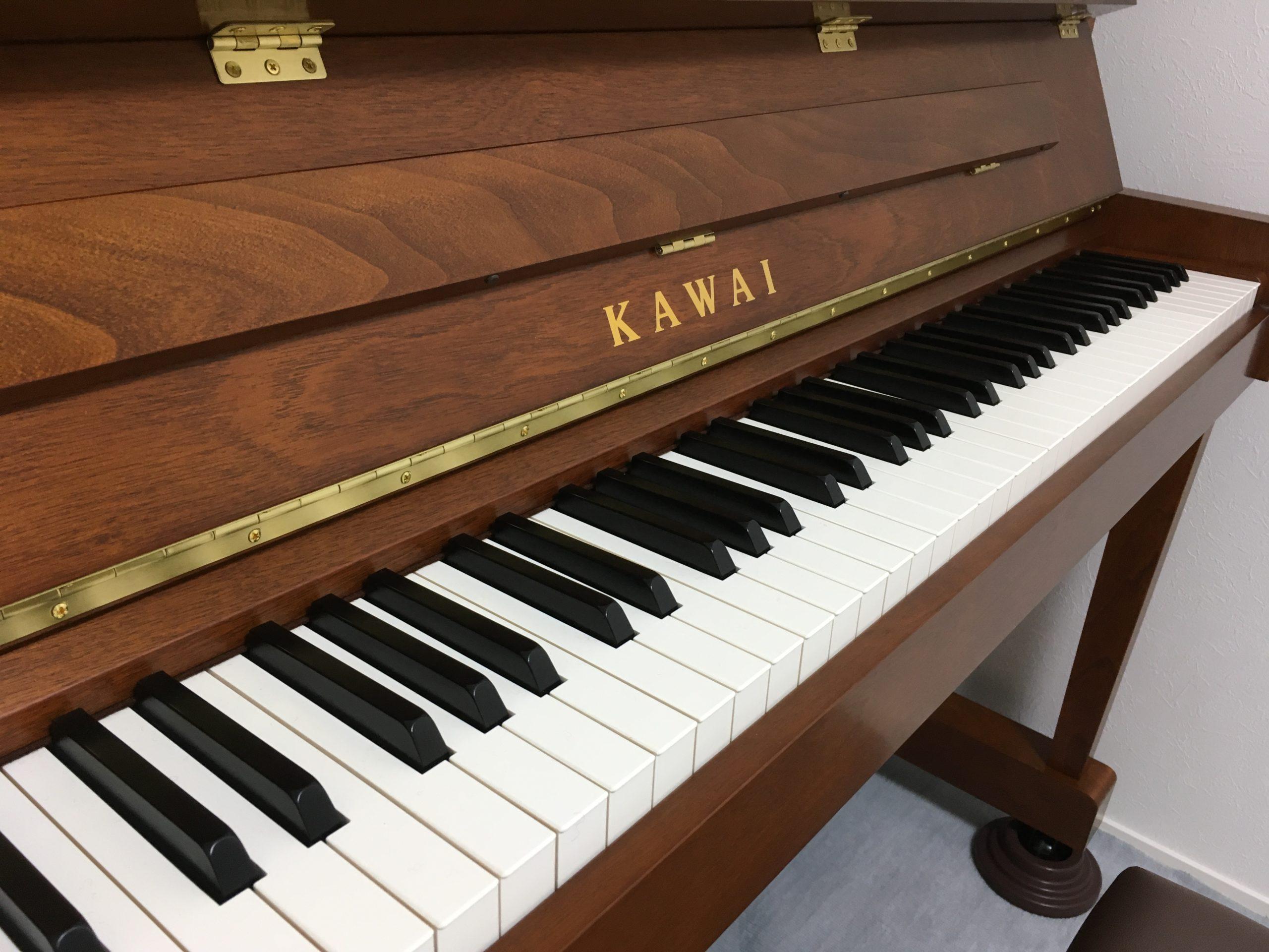 河合のピアノ