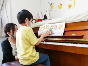 ピアノ男子がかっこいい